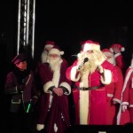 """""""Privet""""- tarė Kalėdų senis pagėgiškiams ir sužibo Kalėdų eglė"""