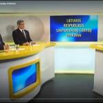 Iš devynių Šilalės rajono kandidatų į merus į TV studiją atvyko penki
