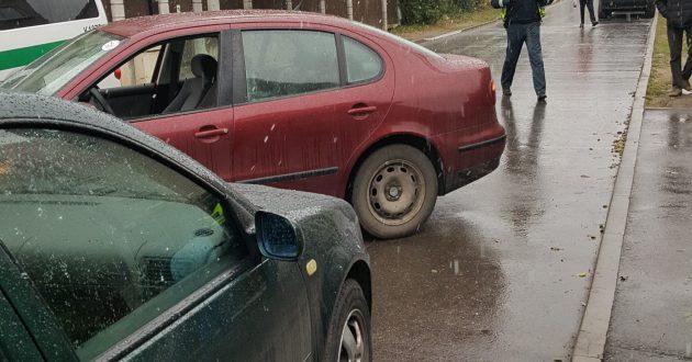 Cirkas išvažiavo - policininkai pasiliko, arba Kauno sankryžos istorijos tęsinys