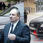 Ar važinės Kęstas Komskis  trečiu Audi Q7?