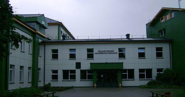 Šilalės S.Gaudešio gimnazijoje planuojama įrengti liftą