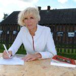 Naujoji Pagėgių socialdemokratų pirmininkė V.Kriučokienė: merų rinkimuose gali būti ir mano kandidatūra.