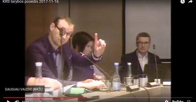 Savivaldybės Tarybos narys panoro išsiaiškinti, kodėl Kauno rajono verslininkai nežino apie lengvatų sistemą