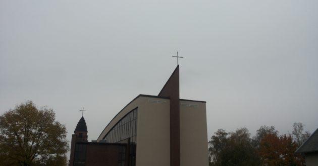 Pagėgių Šv.Kryžiaus bažnyčioje planuojama įrengti geoterminę katilinę