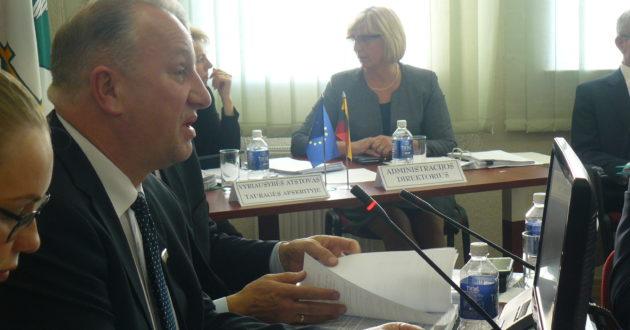Pagėgių savivaldybės administracijos vadovė užtikrintai liko savo poste