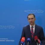 Rokas Masiulis pranešė apie STT smūgį Lietuvos paštui