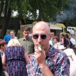Kasmetinėje agurkų šventėje Kėdainiuose minios žmonių
