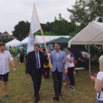 Kauno rajono neįgaliųjų šventėje dėmesio labiausiai norėjo sveiki politikai (video)