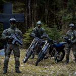 """Lietuvos kariuomenės padalinys, kuris vadinamas """"žaliūkais"""""""