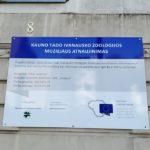 Kas remontuoja Kauno T.Ivanausko zoologijos muziejų- statybininkai ar nusikaltėliai?