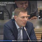 Seimas: kol vieni pasisako,kiti Seimo nariai naršo facebooke(video)