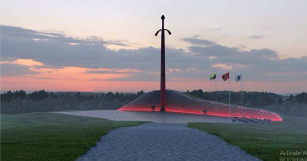 20 tūkst. žuvusių Lietuvos partizanų bus įamžinti įspūdingame memoriale Kryžkalnyje.