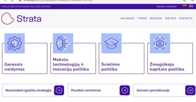 IAA tyrimas - kaip Lietuvoje perkami politologai