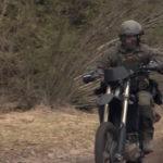 Lietuvos kariuomenė perka karinį motociklą.