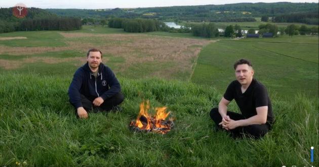 Keletas vyrų Lietuvoje sumanė 250 km kelionę pėsčiomis, kviečia prisijungti, lankys piliakalnius