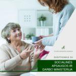 Socialinės apsaugos ir darbo ministerija pranešė apie  asmenų duomenų saugumo pažeidimus